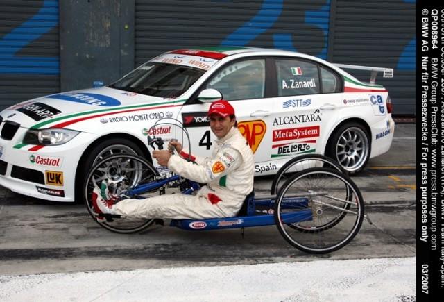 Alessandro Zanardi şi-a realizat visul de a câştiga aurul la Jocurile Paralimpice