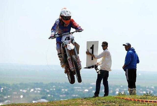Un roman pe podium la Campionatul Mondial de Juniori - Clasa 65cc