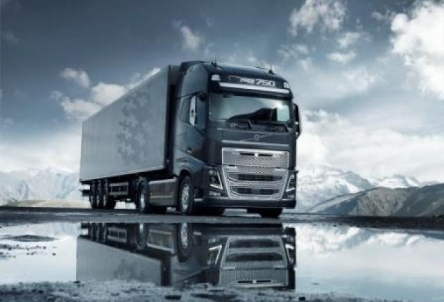 Manevrabilitate superioară cu noua serie Volvo FH