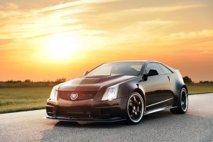 TUNING: Hennessey ne ofera un Cadillac CTS-V de peste 1200 cai putere