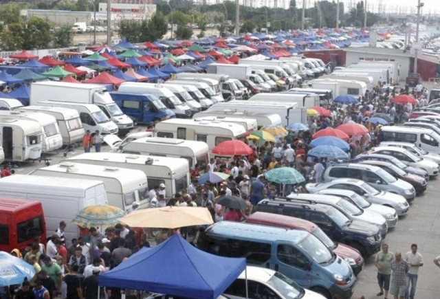 Vara... sezonul in care piata auto second hand a explodat
