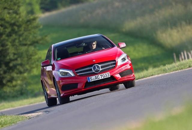 Cel mai nou model Mercedes-Benz de acum în România