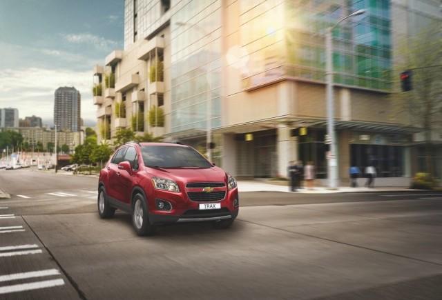 Chevrolet la Salonul Auto de la Paris