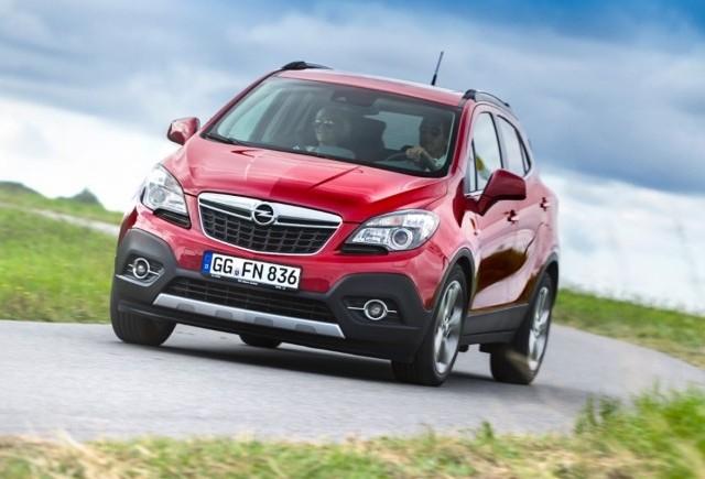 Mokka, noul SUV Opel, este echipat cu sisteme unice de asistenţă pentru şofer