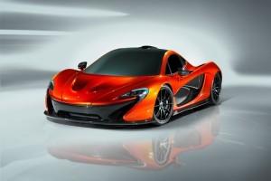 Primele imagini oficiale cu McLaren P1, inlocuitorul celebrului F1