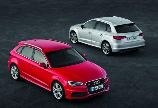 Audi aduce noul A3 Sportback la Paris 2012