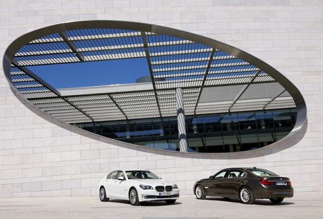 Noutăţile BMW la Salonul Auto de la Paris 2012