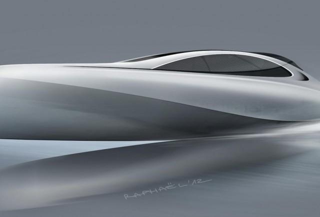 Cei de la Mercedes produc iahtul Silver Arrow