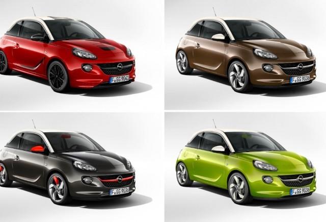 Opel ADAM împlineşte vise la Salonul Auto de la Paris