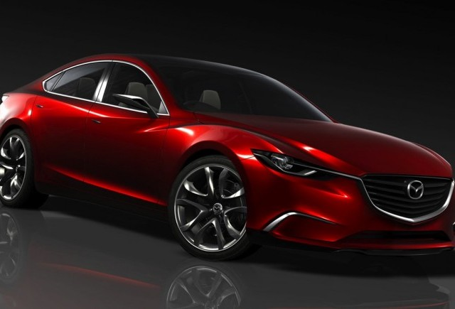 "Noua Mazda6 va beneficia de tehnologiile de siguranţă ""i-ACTIVSENSE"""
