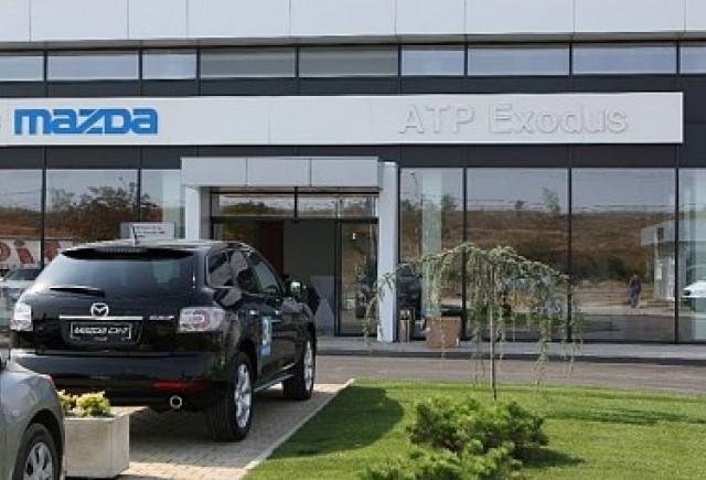 Investitie Mazda de 2.5 milioane de euro la Oradea