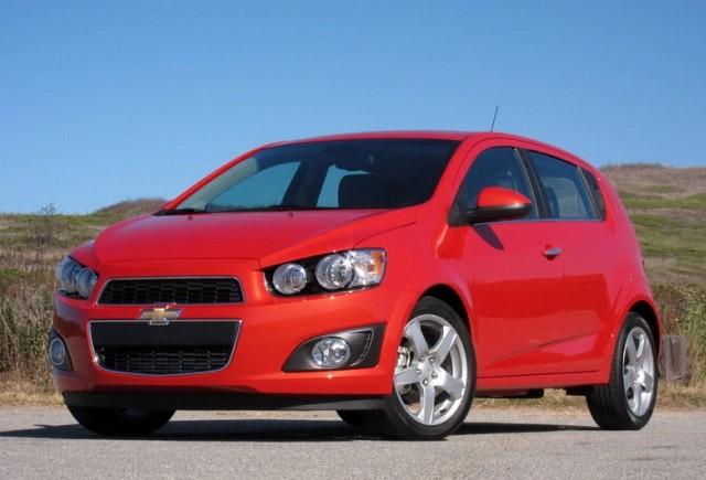 Chevrolet recall: 4.700 unitati Sonic ajung in service