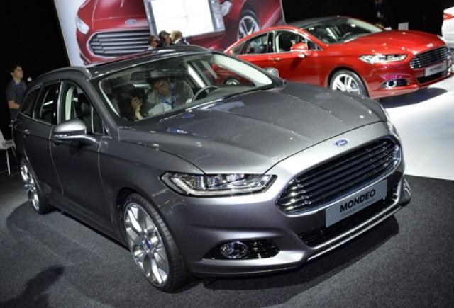 Prezentare video: Ford Mondeo 2013