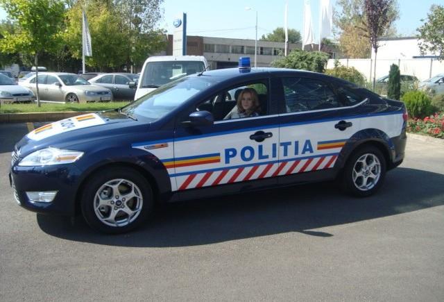 "Tiriac Auto sustine Campania ""Alege Viata"" initiata de Politia Romana"
