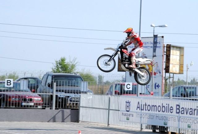 FOTO: Demo moto la Bavaria Fest