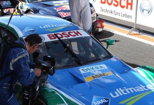 A 4-a victorie din 2012 pentru BMW Motorsport