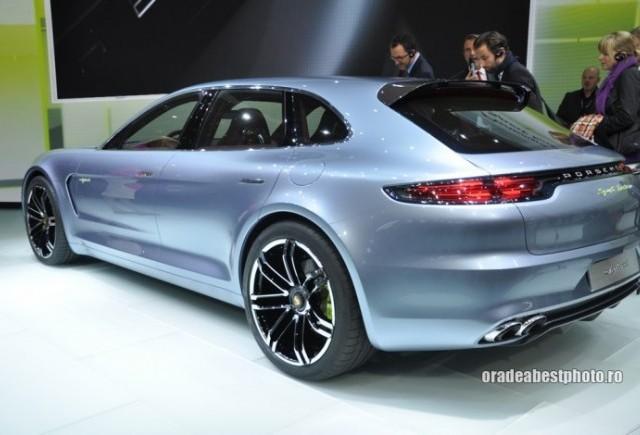 VIDEO: Porsche Panamera Sport Turismo