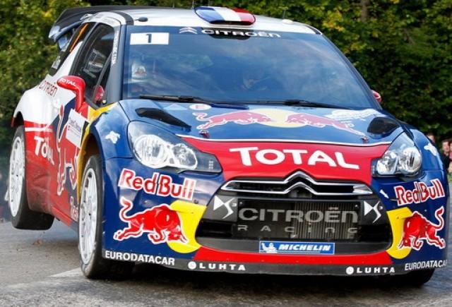 Sebastien Loeb castiga al noualea titlu consecutiv in WRC