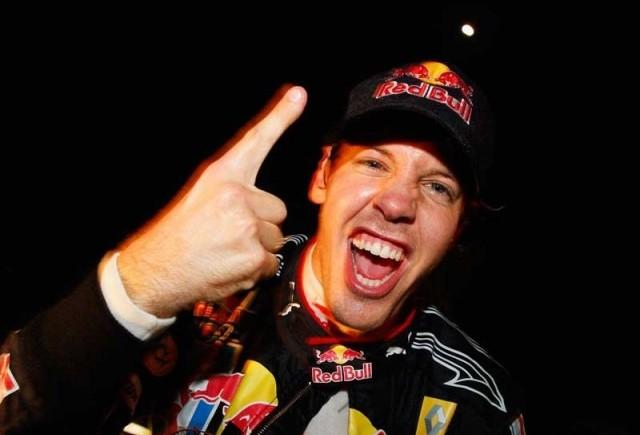Vettel castiga in Coreea de Sud si il devanseaza pe Alonso