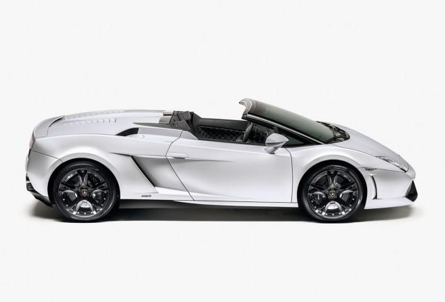 Imagini oficiale cu noul Lamborghini Gallardo Spyder