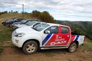 Isuzu D-Max, noua senzatie pick-up in Romania