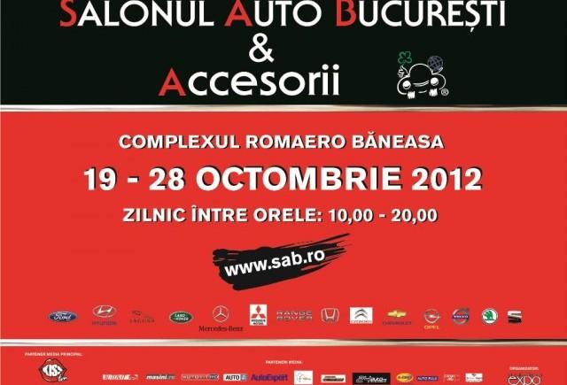 19 premiere nationale la SAB & Accesorii 2012