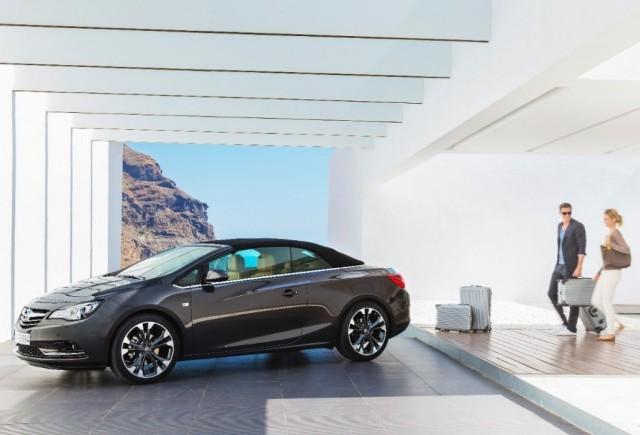 Detalii oficiale despre noul Opel Cascada