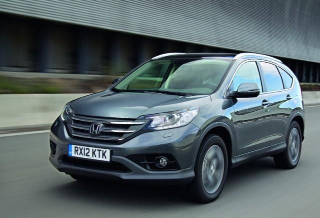 Noul Honda CR-V, lansat oficial in Romania