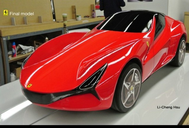 CONCEPT: Ferrari Elevated Grand Tourer