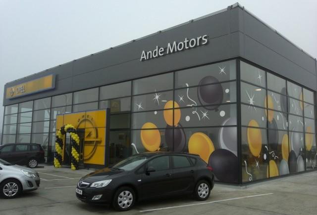 Opel inaugurează un nou sediu la Iaşi