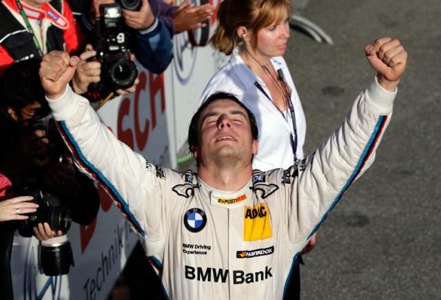 Istoria BMW în DTM