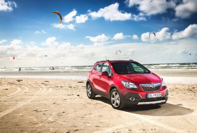 Opel Mokka SUV: dimensiuni compacte, atitudine impunătoare
