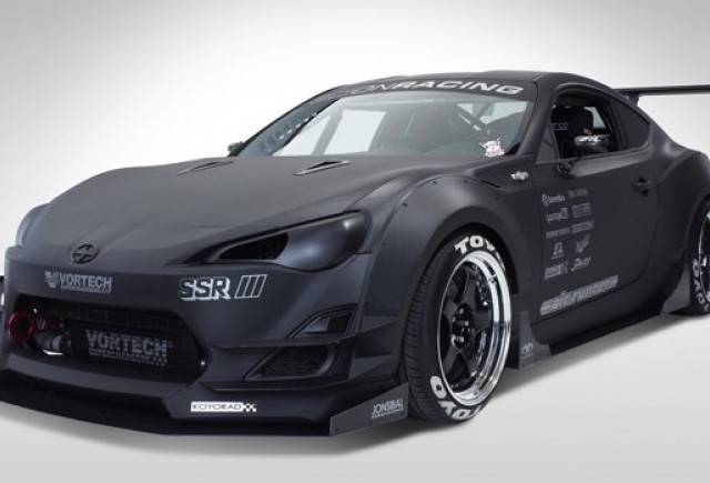 VIDEO: Modelele modificate Scion FR-S