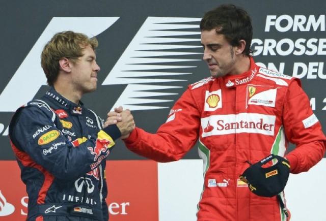 Vettel castiga in India si isi consolideaza pozitia de lider