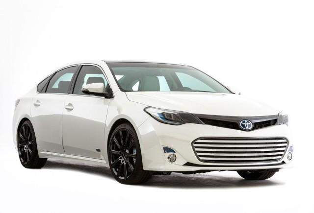 Toyota Avalon la SEMA Show 2012