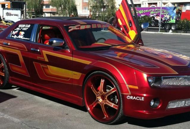 TUNING: Chrysler 300 la SEMA Show 2012