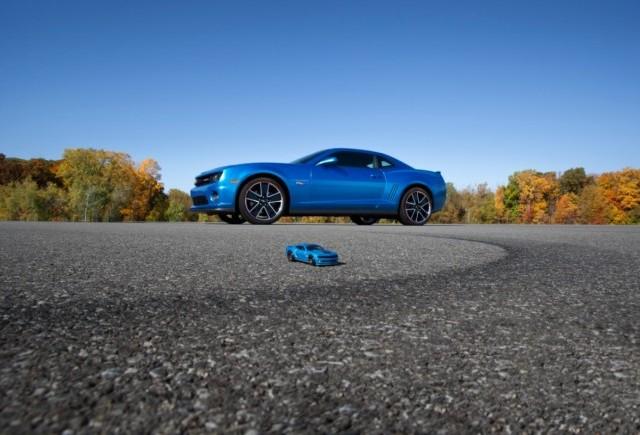 Chevrolet lansează modelul Camaro Hot Wheels Edition
