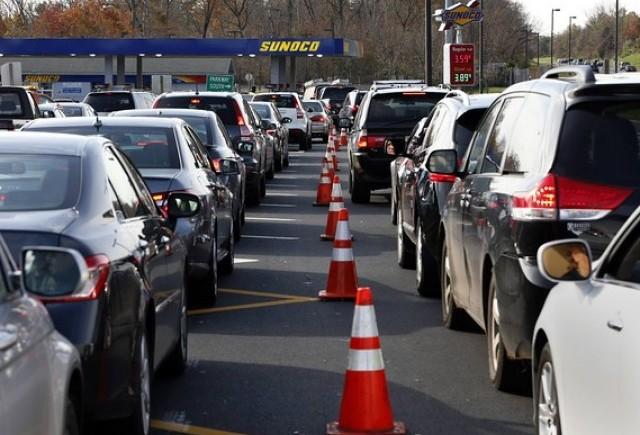 Cea mai grava criza a combustibilului in SUA