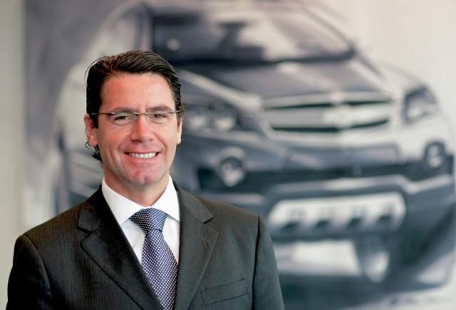 Joao Falcao Neves este noul Director General al Chevrolet Europa Centrală şi de Est