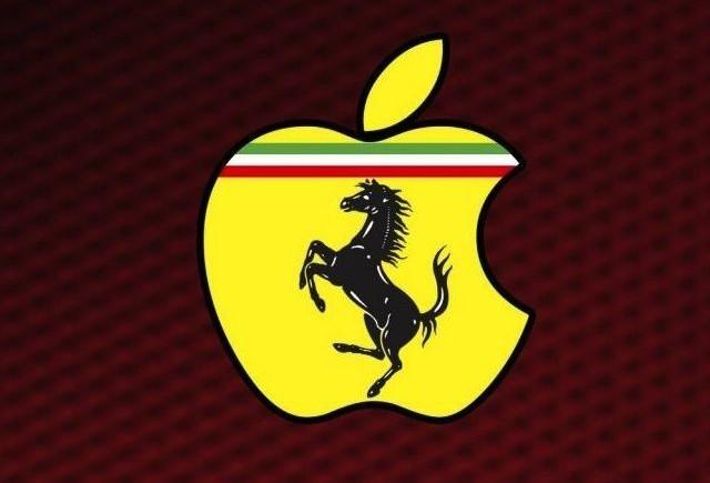 O colaborare interesanta - Ferrari si Apple
