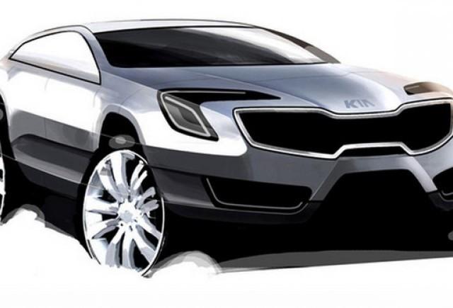 Studiu de design - Kia Sportage SUV