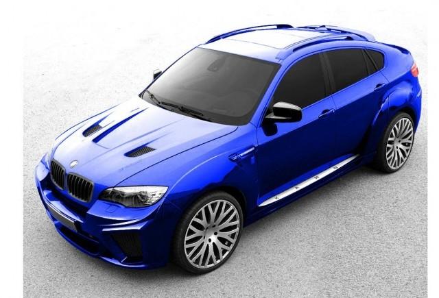 TUNING: Kahn Design modifica BMW X6
