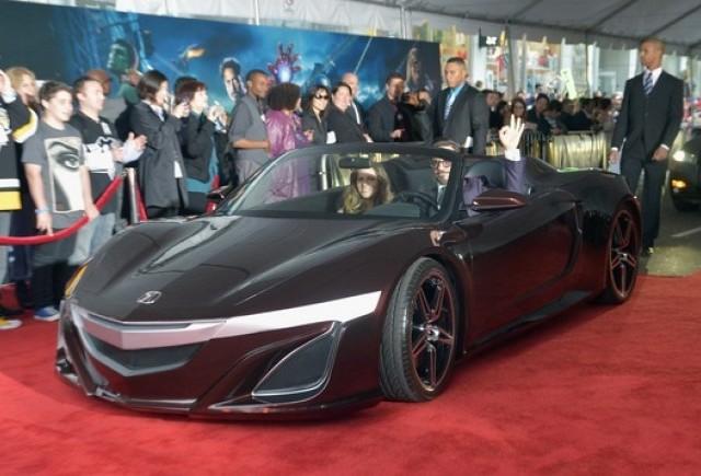 Masina lui Iron Man - Un model de milioane de euro