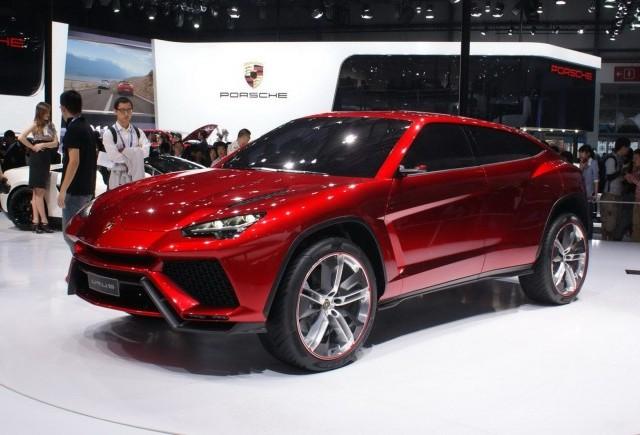 Detalii noi despre proiectul Lamborghini Urus