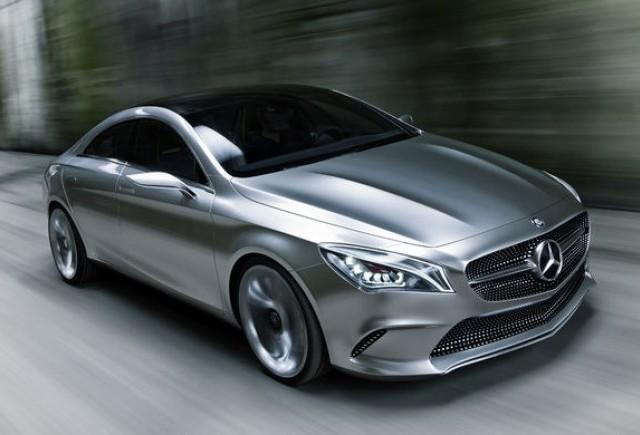 Mercedes CLA a fost confirmat