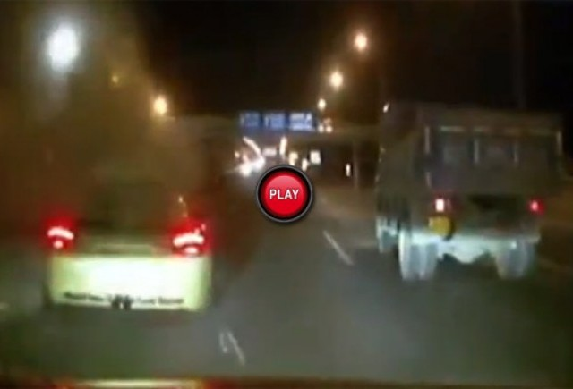 VIDEO: Neatentia in trafic se taxeaza