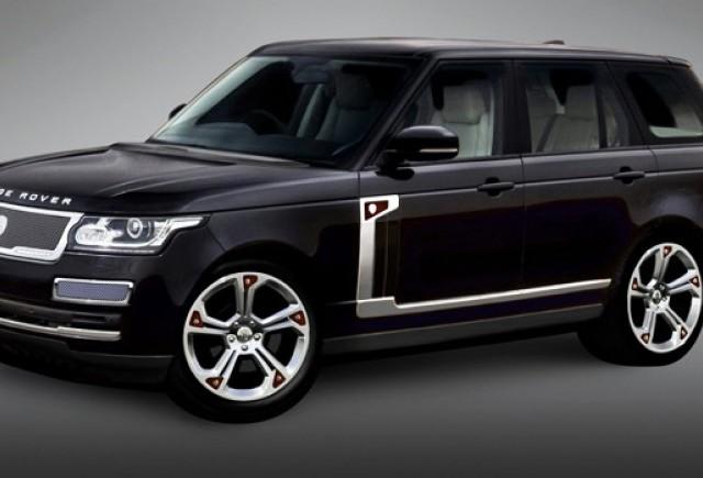 TUNING: Accesorii de lux pentru noua generatie Range Rover