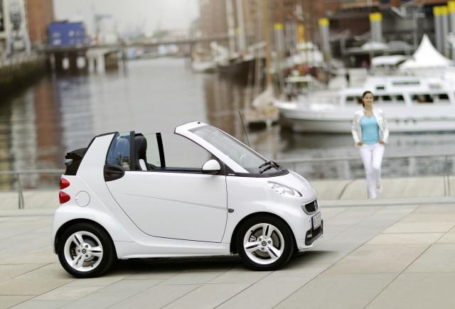 Smart a câştigat premiul pentru cel mai cool brand auto