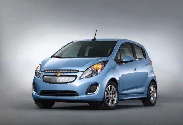 Chevrolet Spark EV - Un autovehicul electric competitiv