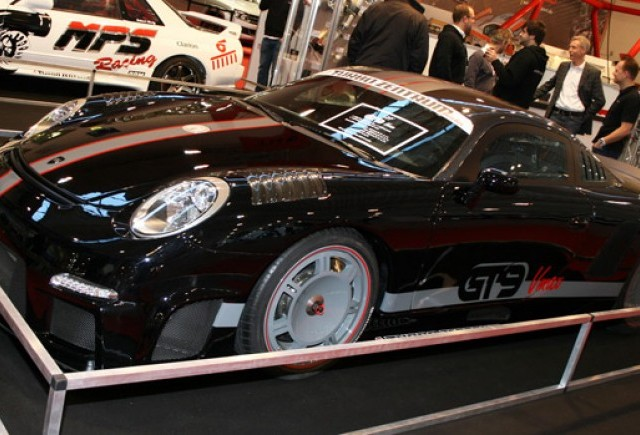 TUNING: 9ff ne prezinta Porsche GT9 Vmax